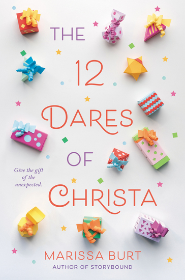 The 12 Dares of Christa - cover