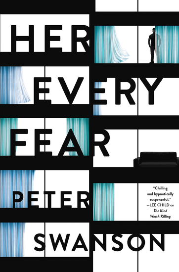 Her Every Fear - A Novel - cover