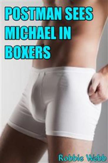 Postman Sees Michael In Boxers - cover