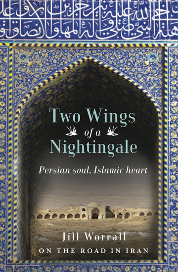Two Wings of a Nightingale - Persian soul Islamic heart - cover