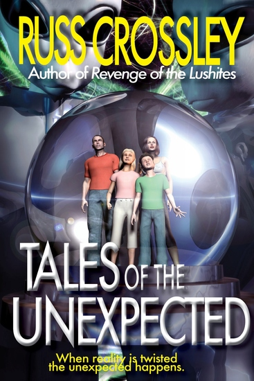Tales of the Unexpected - cover