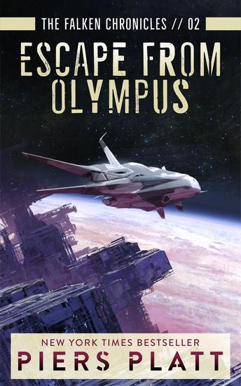 Escape from Olympus - The Falken Chronicles #2 - cover