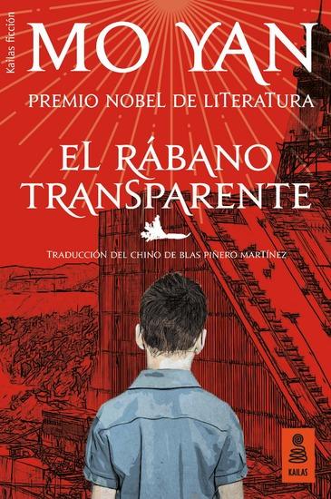 El rábano transparente - cover