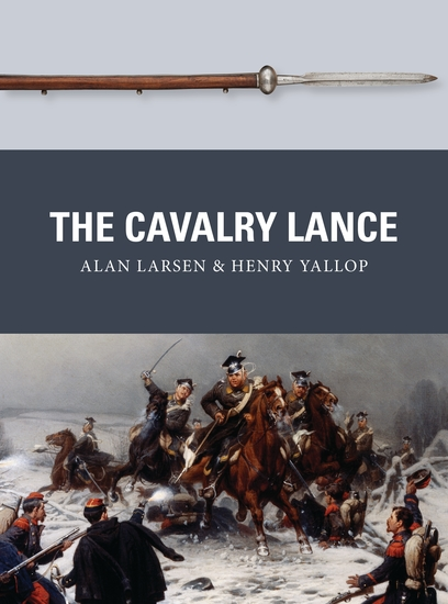 The Cavalry Lance - cover