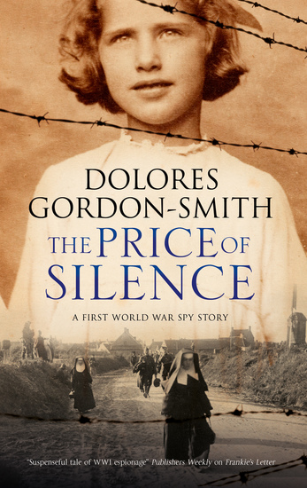 Price of Silence The - cover