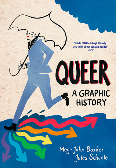 Queer: A Graphic History - cover
