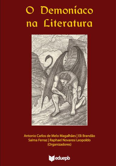 O demoníaco na literatura - cover