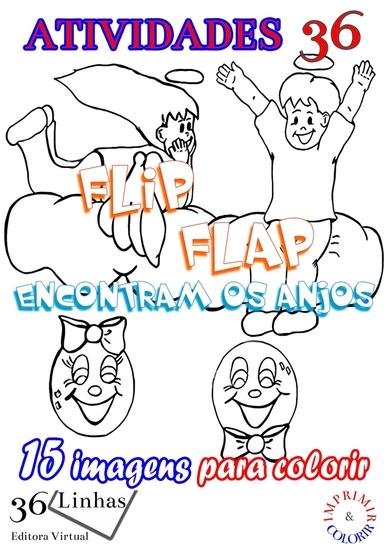 Atividades36 - Flip Flap conhecem os anjos - cover