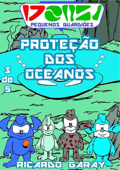 Serie Pequenos Guardiões - Proteção dos oceanos - cover