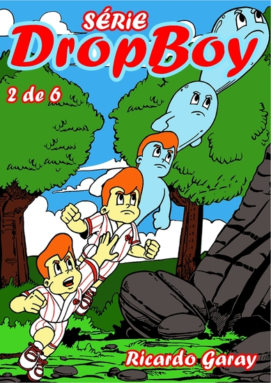 Dropboy - volume 2 - cover
