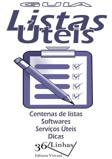 Guia Listas Úteis - cover