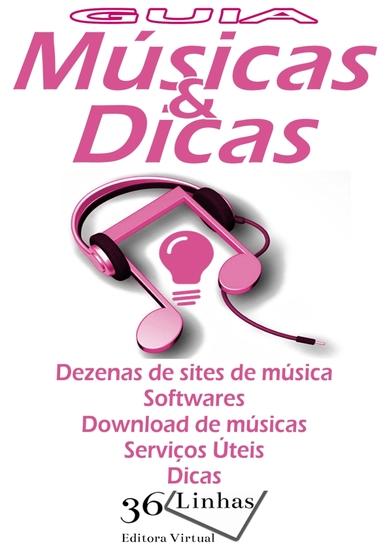 Guia Músicas e Dicas - cover