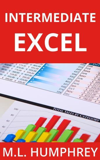 Intermediate Excel - Excel Essentials - cover