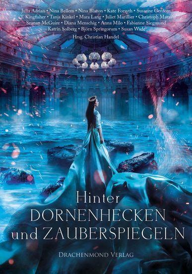 Hinter Dornenhecken und Zauberspiegeln - cover