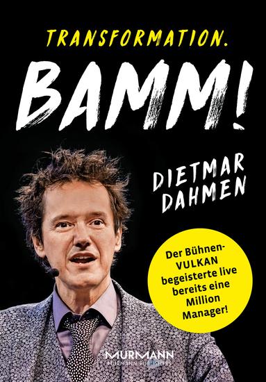 Transformation Bamm! - Management in der Vulkanökonomie - cover