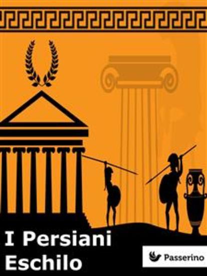 I Persiani - cover