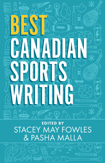 Best Canadian Sports Writing - cover