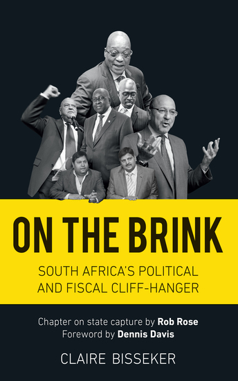 On the Brink - SA's political and fiscal cliff-hanger - cover