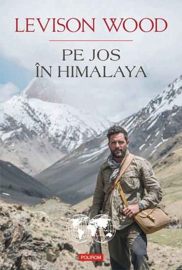 Pe jos în Himalaya - cover