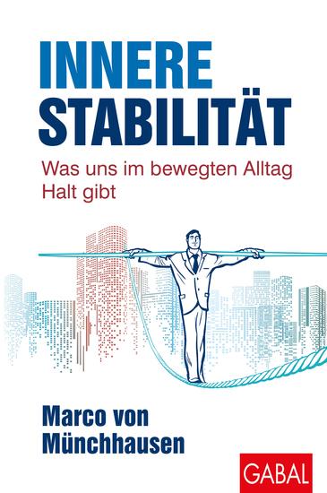 Innere Stabilität - Was uns im bewegten Alltag Halt gibt - cover
