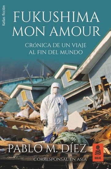 Fukushima mon amour - cover