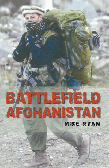 Battlefield Afghanistan - cover