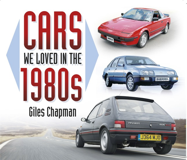 Cars We Loved in the 1980s - cover
