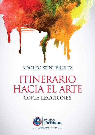 Itinerario hacia el arte - Once Lecciones - cover
