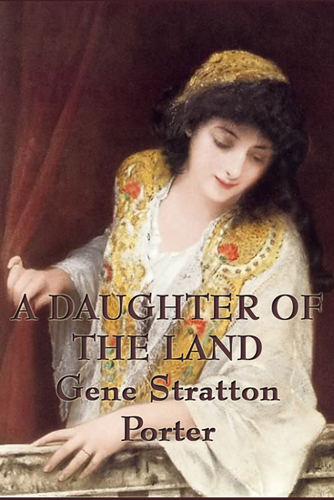 A Daughter of the Land - cover