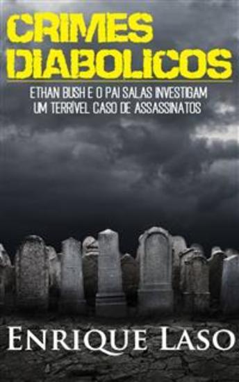 Crimes Diabólicos - cover