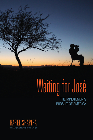 Waiting for José - The Minutemen's Pursuit of America - cover