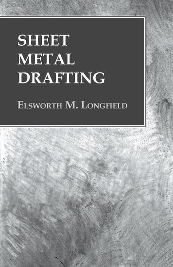 Sheet Metal Drafting - cover