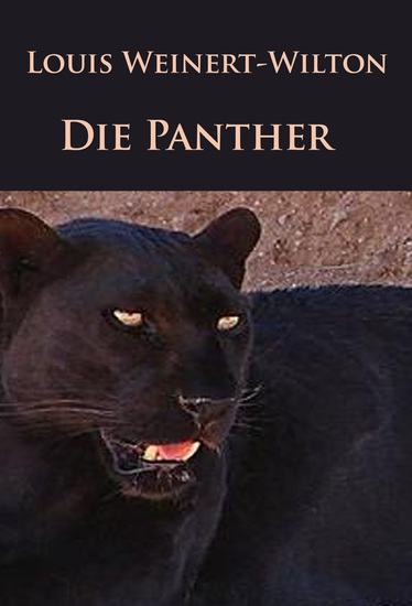 Die Panther - Kriminalroman - cover