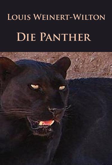 Die Panther - Kriminalroman - cover