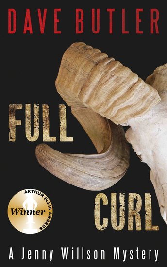 Full Curl - A Jenny Willson Mystery - cover