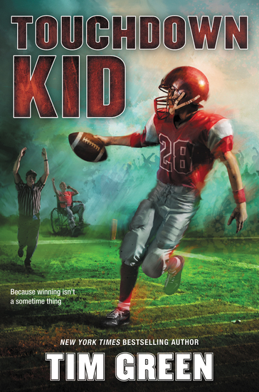 Touchdown Kid - cover
