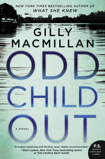 Odd Child Out - A Novel - cover