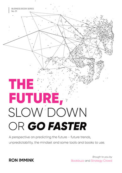 The Future: Slow Down or Go Faster? - cover