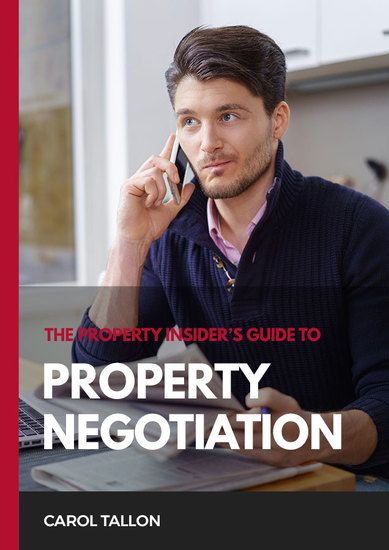 The Property Insider's Guide to Property Negotiation - cover