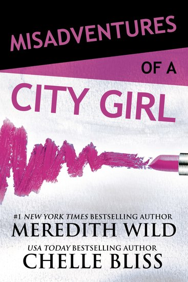 Misadventures of a City Girl - cover
