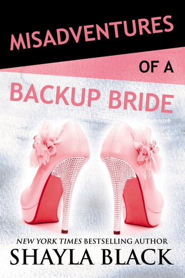 Misadventures of a Backup Bride - cover