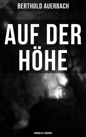 Auf der Höhe (Roman in 4 Bänden) - cover