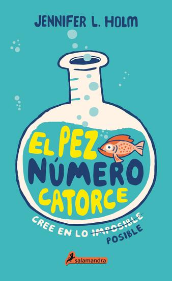 El pez número 14 - cover