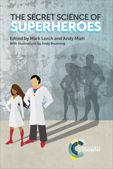 The Secret Science of Superheroes - cover