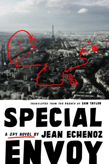 Special Envoy - A Spy Novel - cover