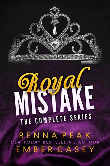 Royal Mistake: The Complete Series - cover