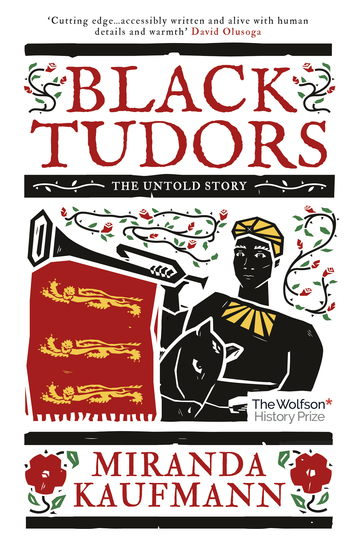 Black Tudors - The Untold Story - cover