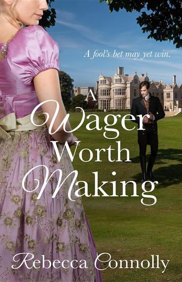 A Wager Worth Making - cover