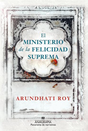 El ministerio de la felicidad suprema - cover