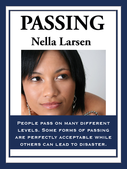 Passing - cover